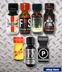Buy Aromas, Poppers